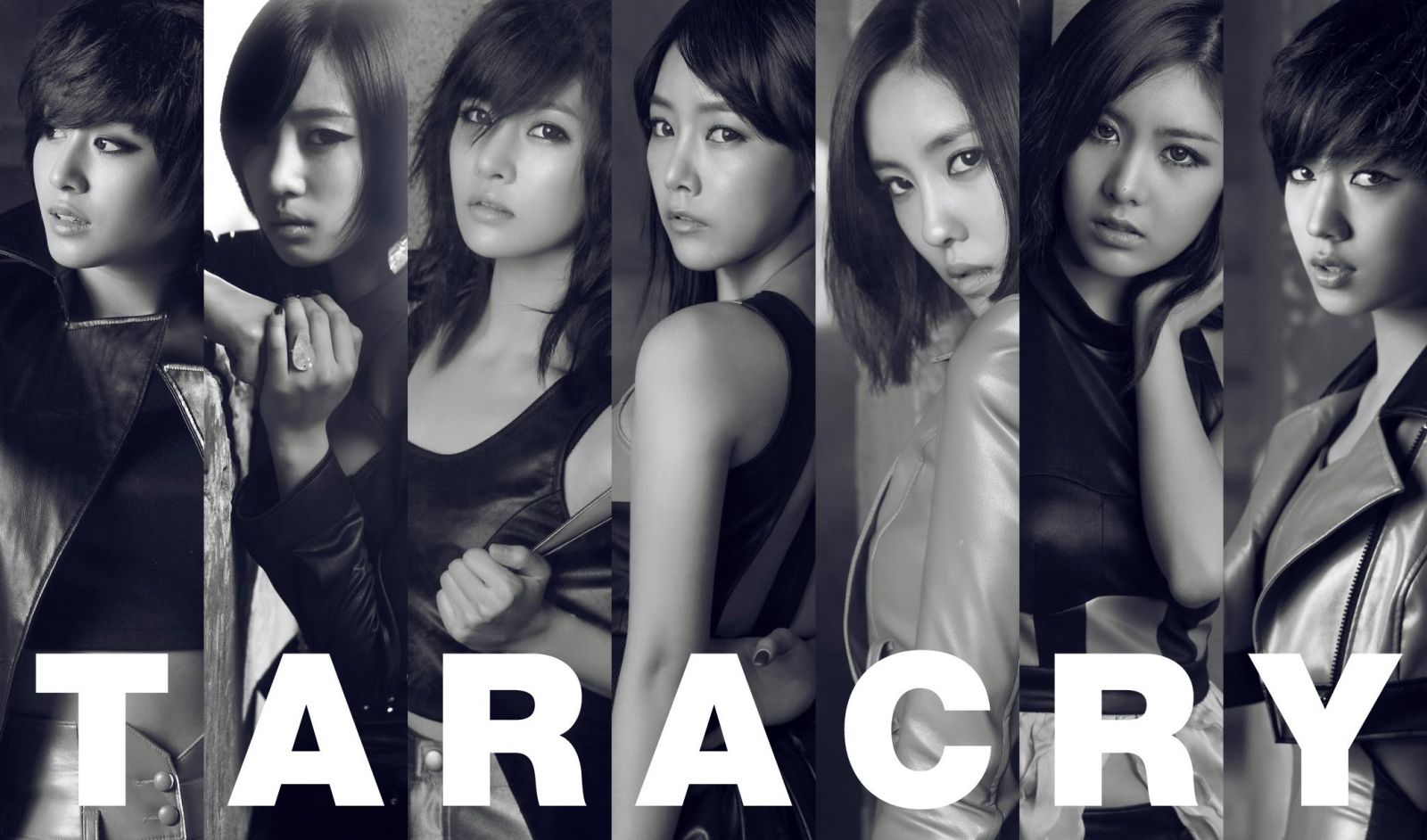 T-ARA 'Cry Cry' Concept pictures | KPOPGIRLSININDIA