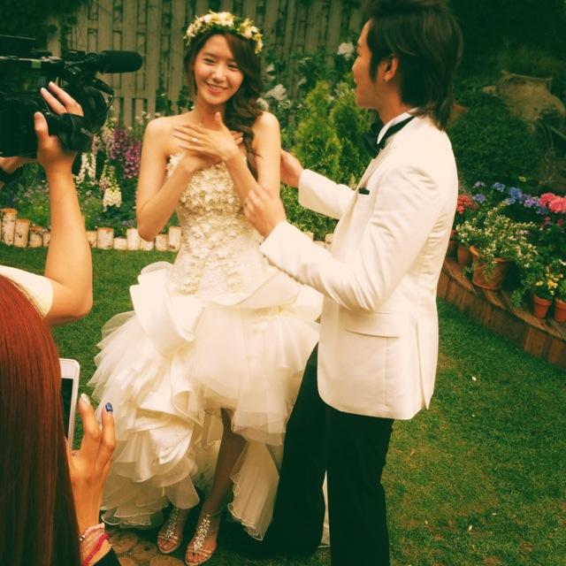Yoona Love Rain Wedding