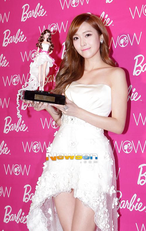 Jessica Barbie And Ken Award Ceremony News Pictorials Kpopgirlsinindia