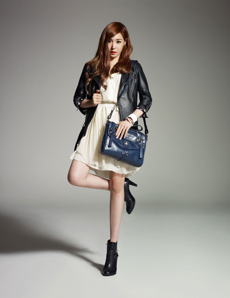 SNSD Tiffany 'Bean Pole' Photoshoot+BTS HQ Pics ...