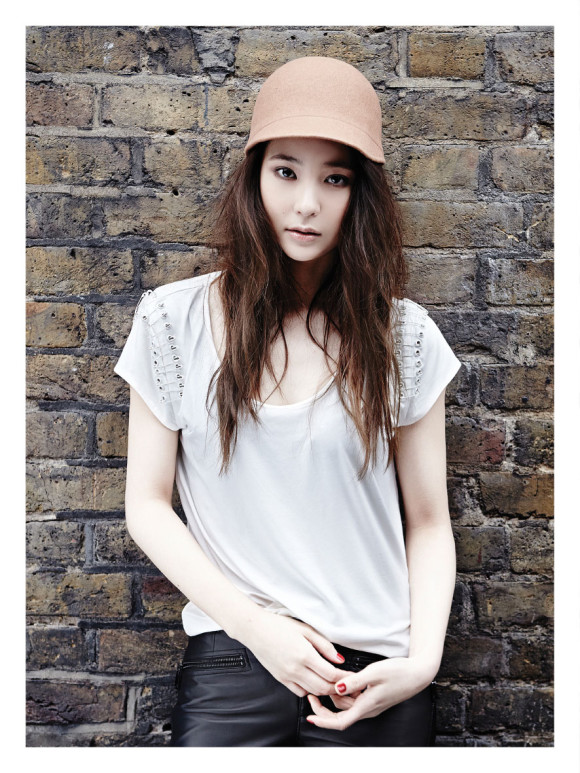 F(x) Krystal Oh Boy! Magazine March 2014 | KPOPGIRLSININDIA