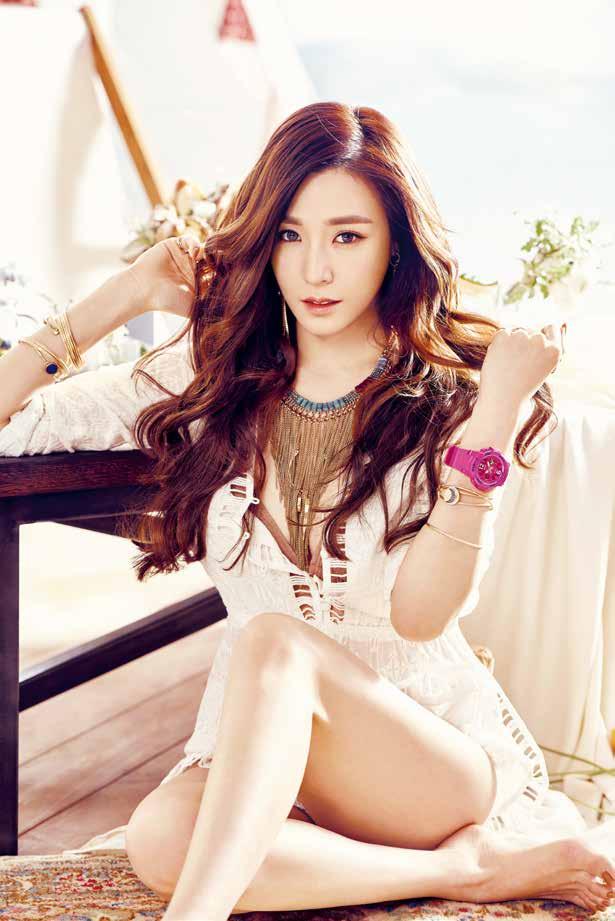 Girls Generation Casio Baby G Summer Pictorial