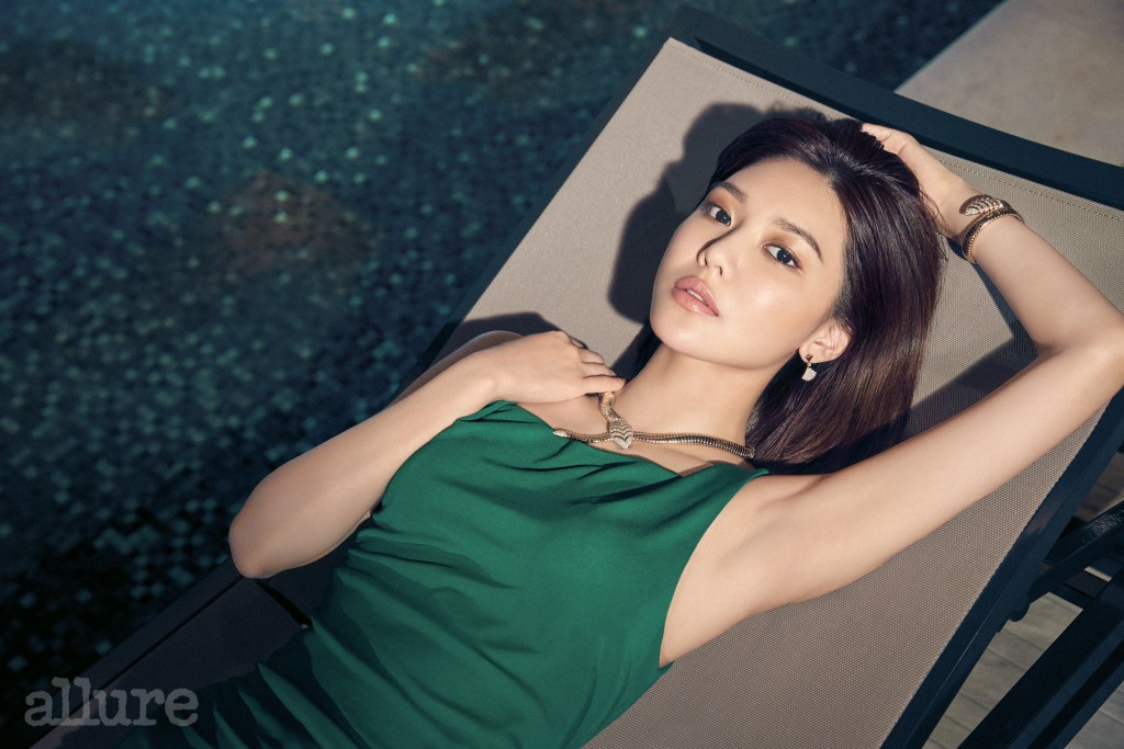 girls generation sooyoung photoshoot for allure magazine